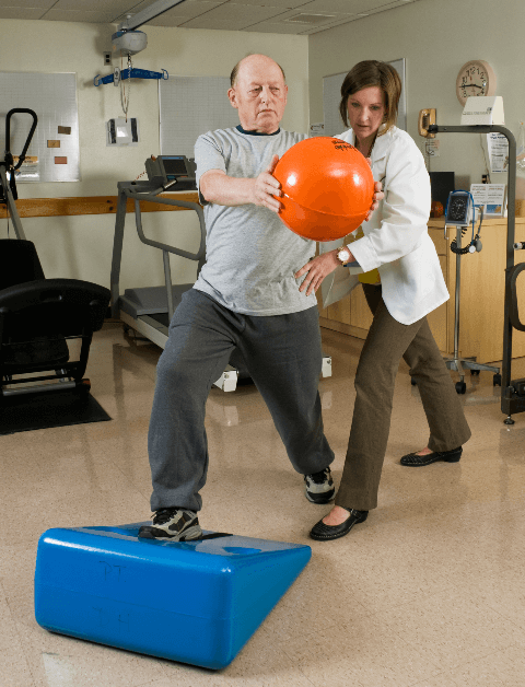 Parkinson's Disease Outpatient Therapy
